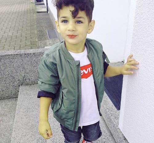 Cute Baby Boys Whatsapp DP Free Photo