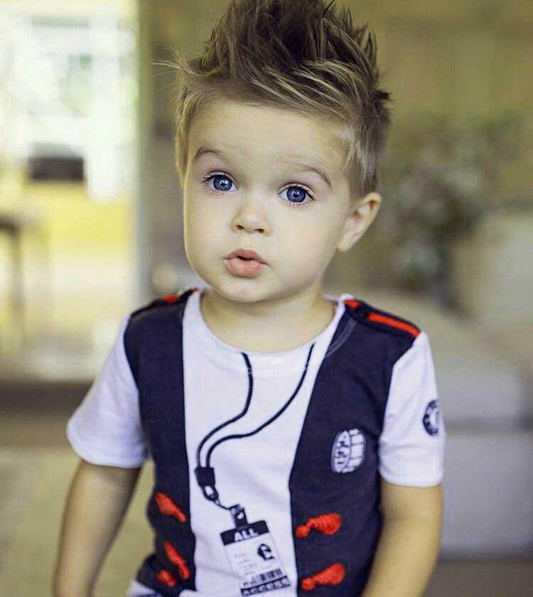 Cute Baby Boys Whatsapp DP Images