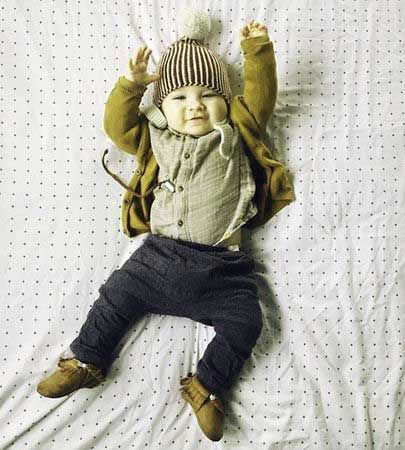 Cute Baby Boys Whatsapp DP Wallpaper Photo