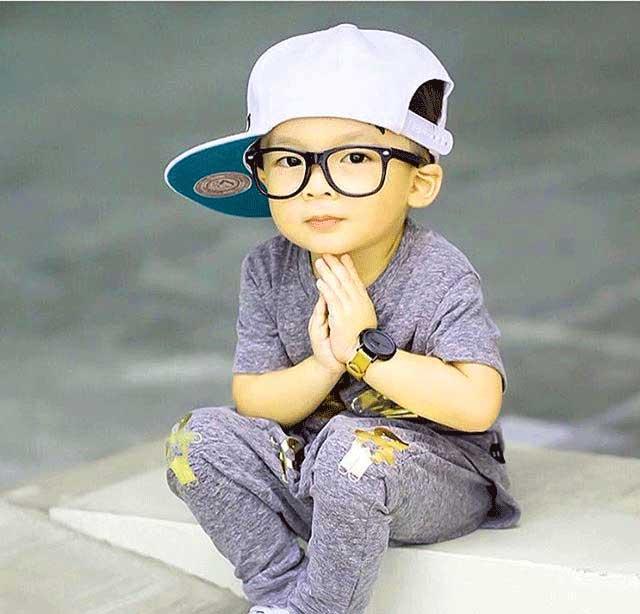 Cute Baby Boys Whatsapp DP Wallpaper Pics