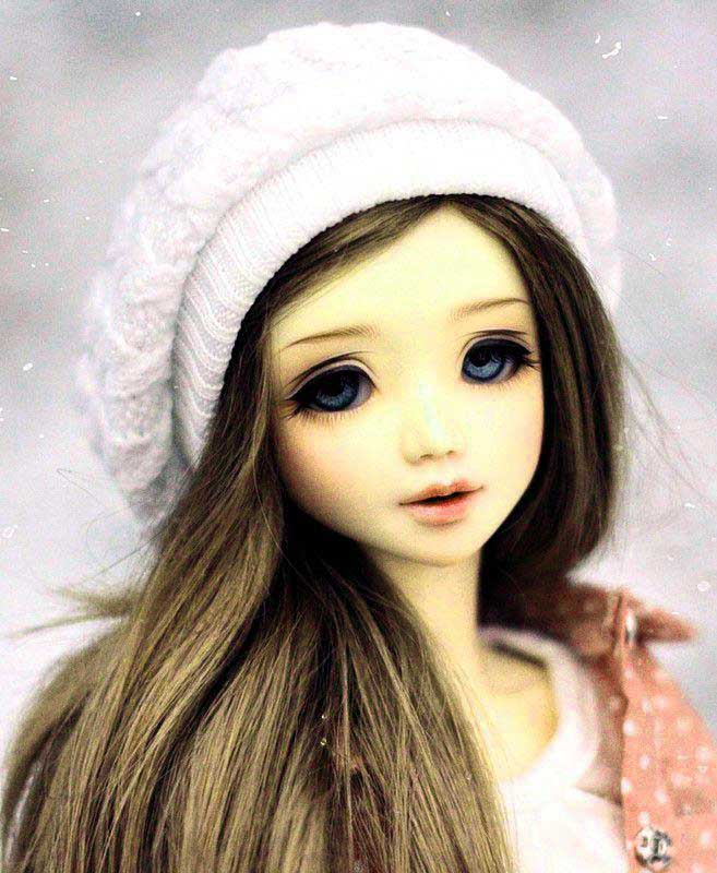 Cute Dolls Dp For Whatsapp Free Download