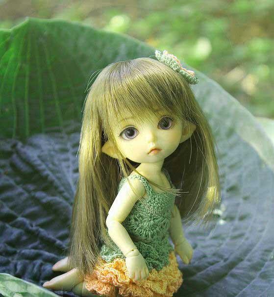 Cute Dolls Dp For Whatsapp Free Photo