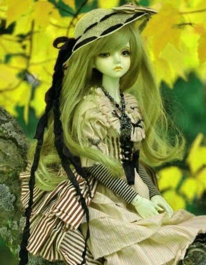 Cute Dolls Dp For Whatsapp Free