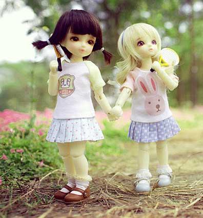 Cute Dolls Dp For Whatsapp GHd Images