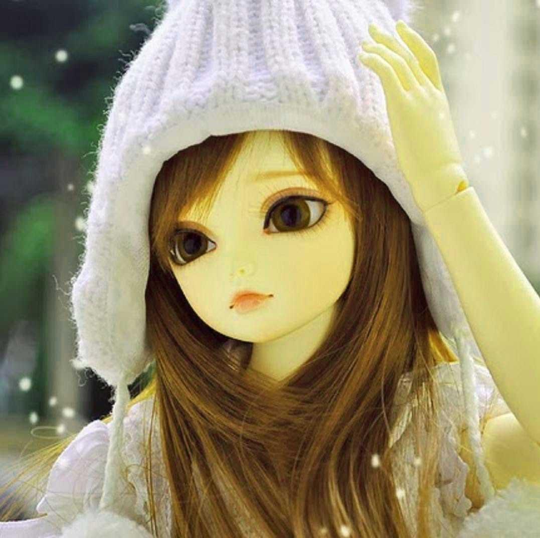 Cute Dolls Dp For Whatsapp HD Download