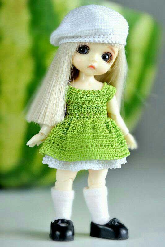 Cute Dolls Dp For Whatsapp Hd Free Photo