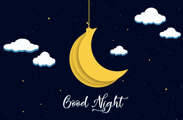 Good Night Wallpaper 201