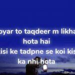 Love Shaayari Whatsapp DP Hd Photo