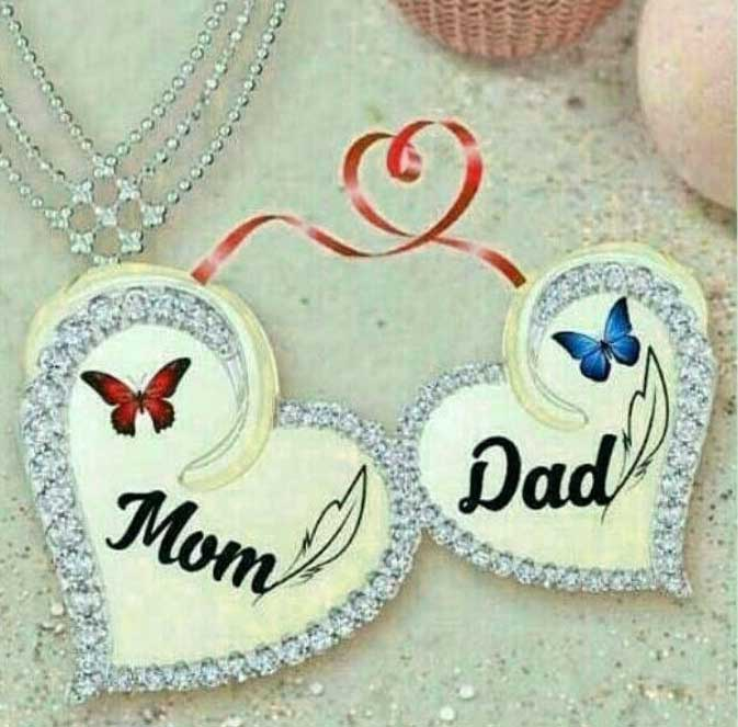 Mom Dad Whatsapp DP Download Images