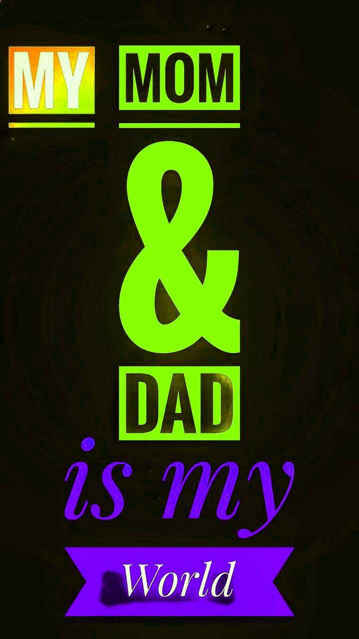 Mom Dad Whatsapp DP Pics Download