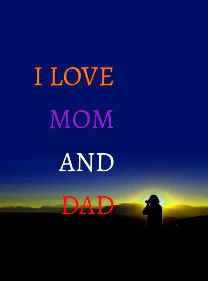Mom Dad Whatsapp DP Pictures Hd Free