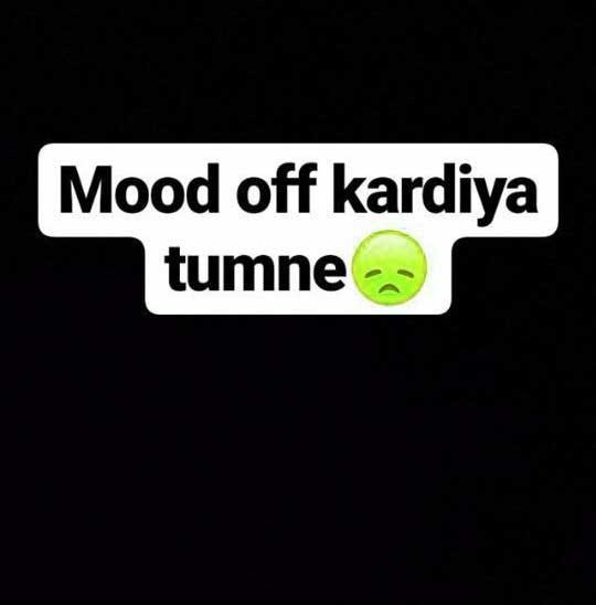 Mood Off Whatsapp DP Download Hd