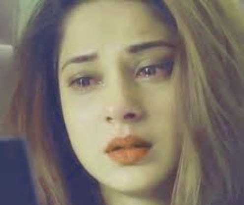 New Crying Whatsapp DP Images Wallpaper
