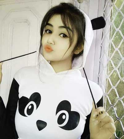 New Cute Girl Pic For Dp Photo Images