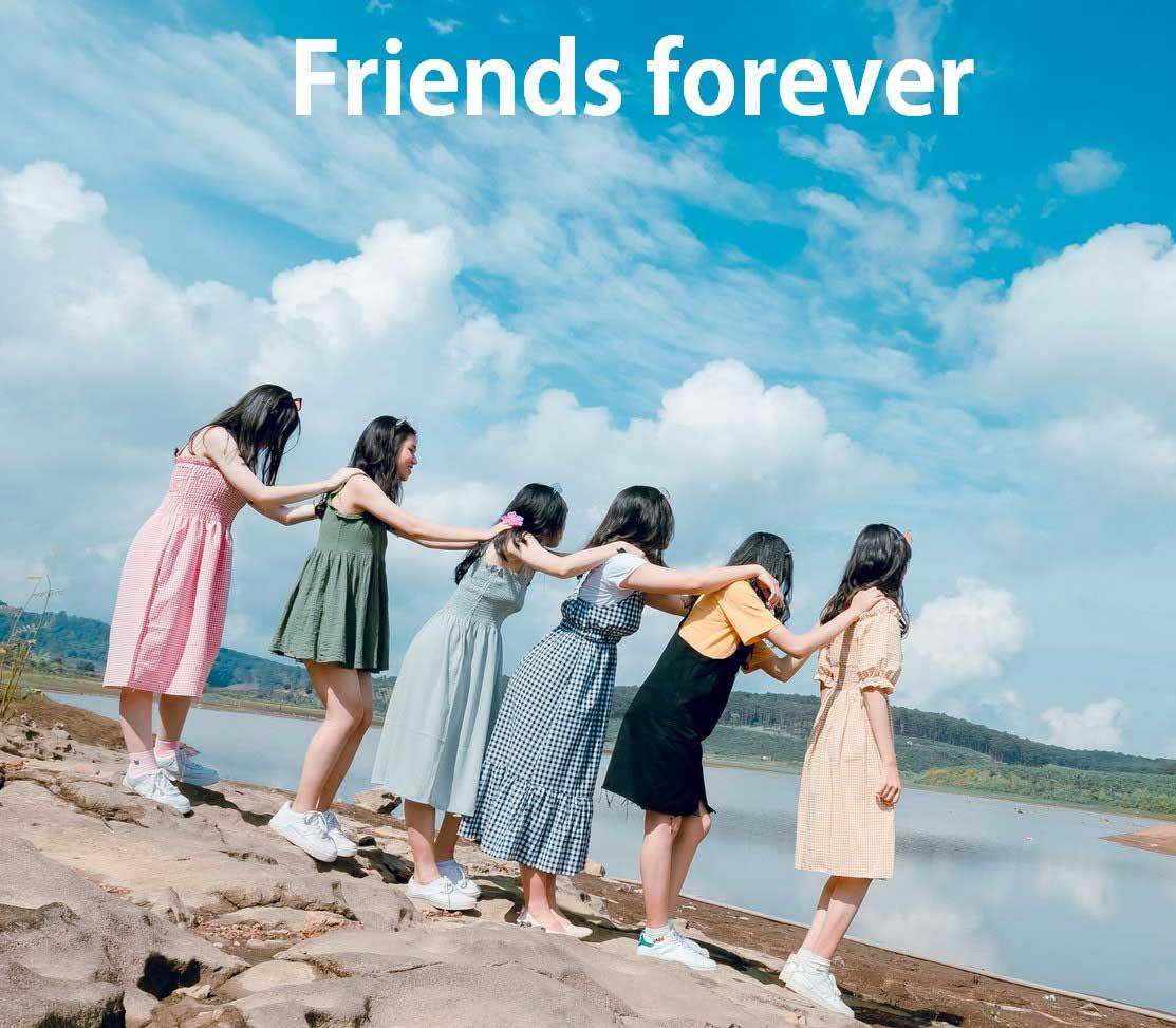New Friends Dp For Whatsapp Wallpaper Free