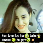 New Girl Attitude Whatsapp DP Hd Images