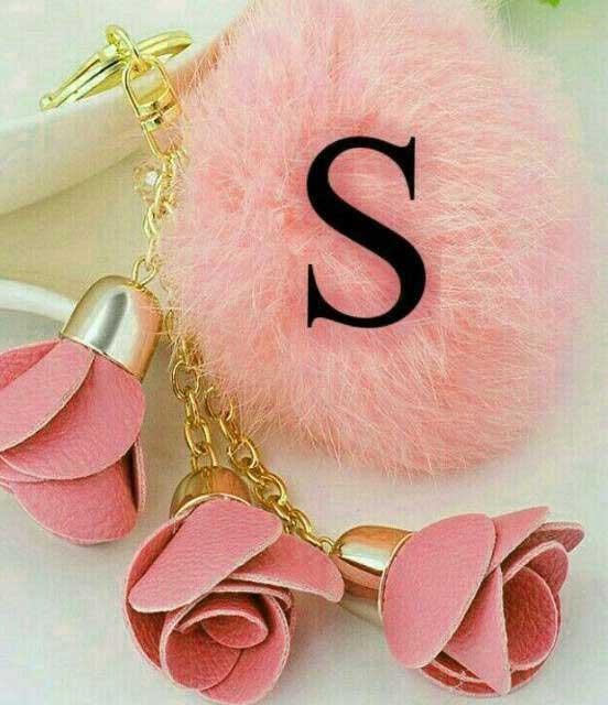 New S Letter Whatsapp DP Hd
