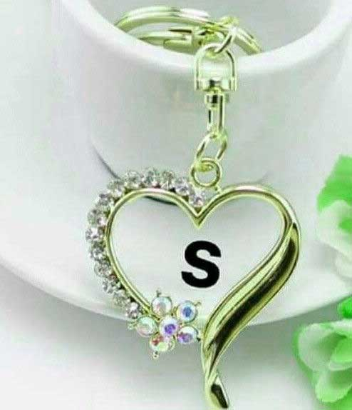 New S Letter Whatsapp DP Images Free