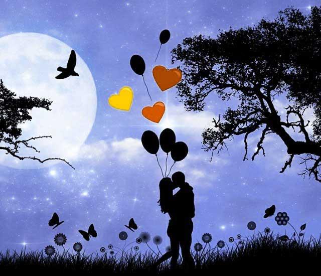 Nice Whatsapp DP Pics With Romantic Lover
