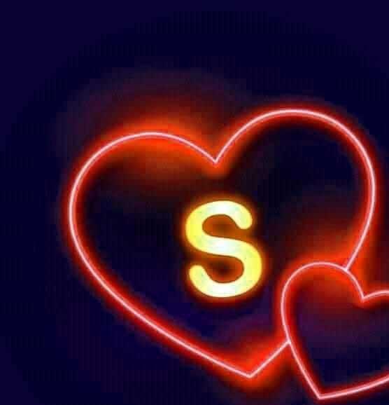 S Letter Whatsapp DP Hd Photo