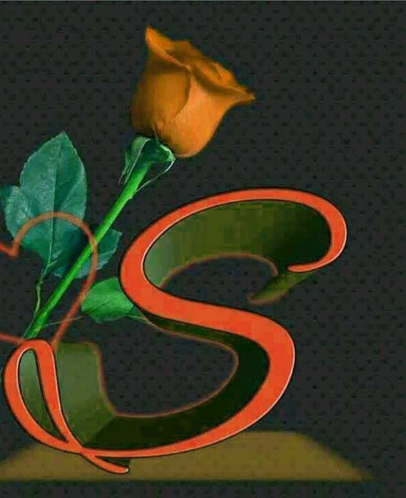 S Letter Whatsapp DP Images