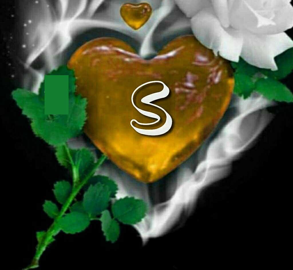 S Letter Whatsapp DP Photo Hd