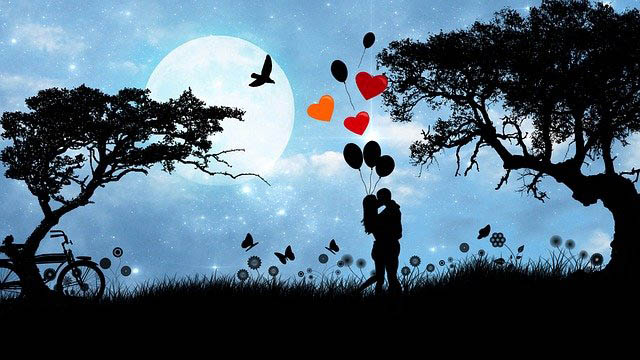 Sweet Romantic Love Couple Images HD Download