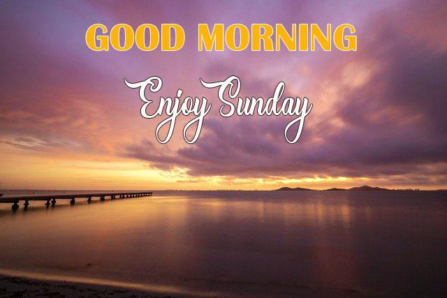Top HD Sunrise Sunday Good Morning Images