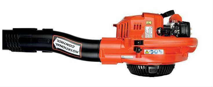 best gas leaf blower features