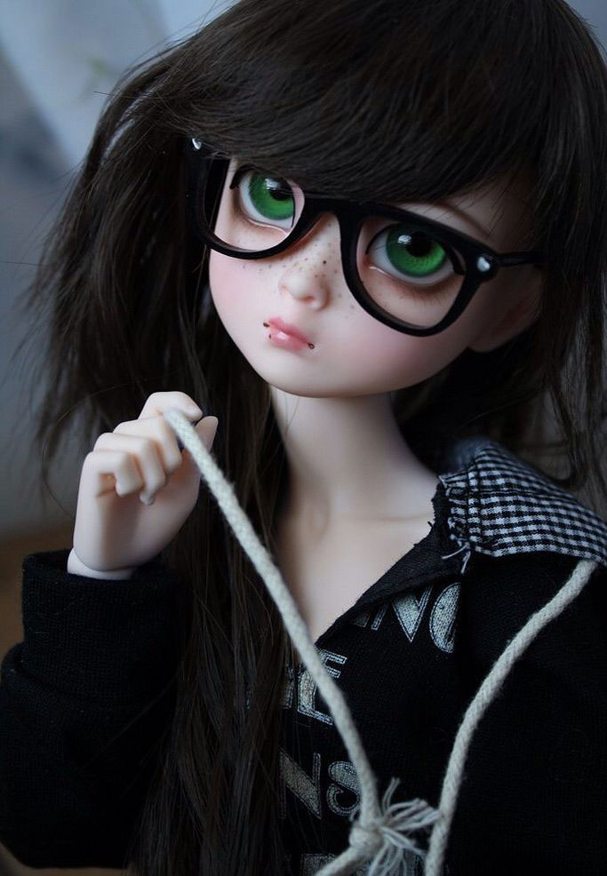 Beautiful Doll Dp Images photo hd