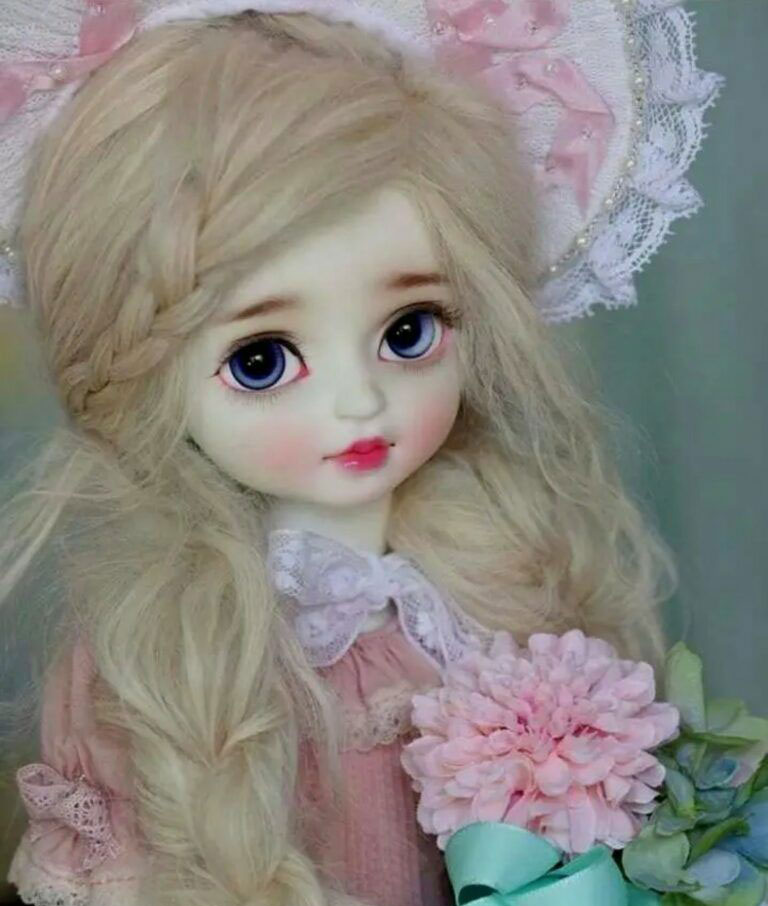 Beautiful Doll Dp Images photo pics for download