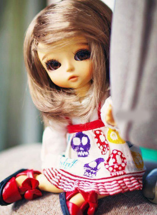 Beautiful Doll Dp Images pics free download 2021