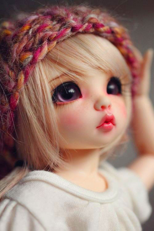 Beautiful Doll Dp Images pictures free download