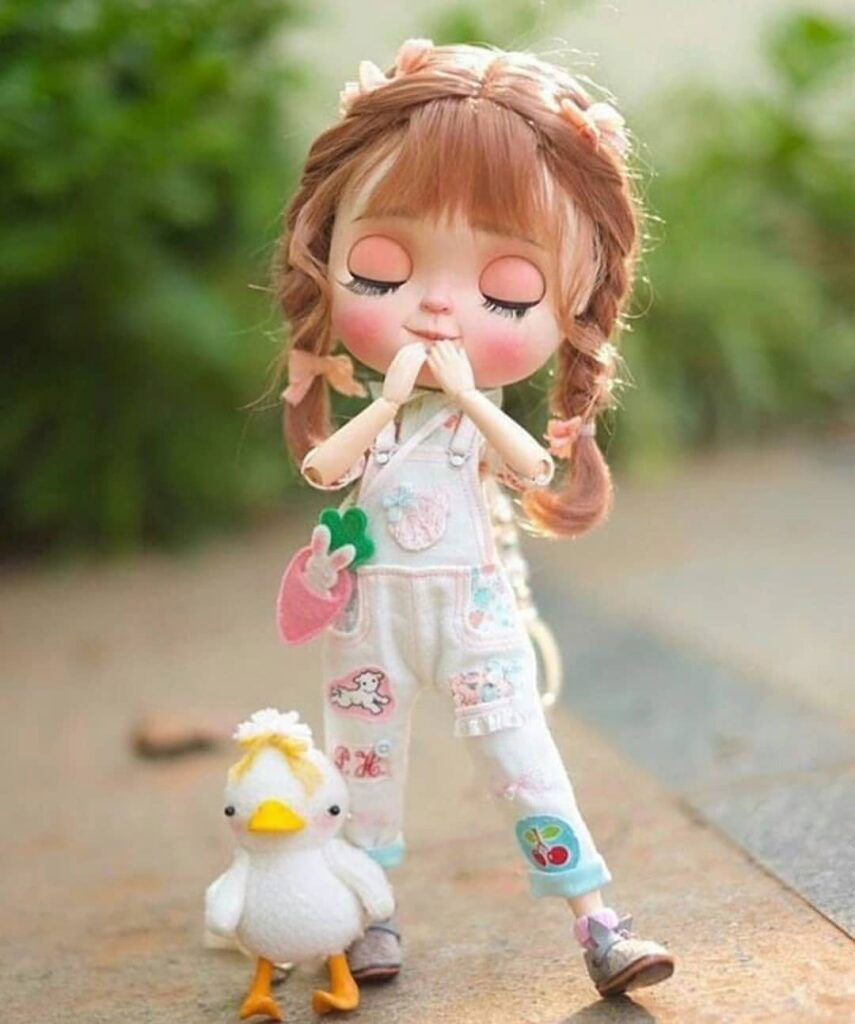 Doll Dp Images wallpaper photo hd download 2021
