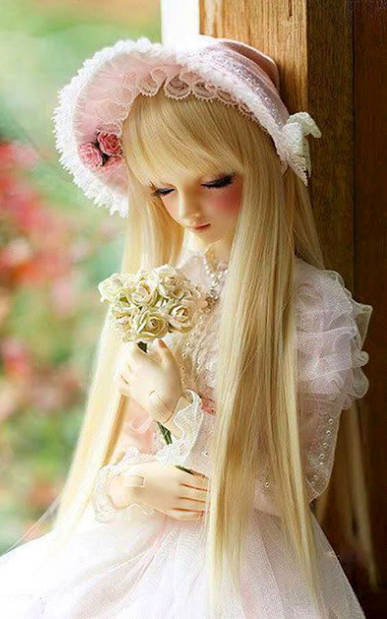 Doll Dp Images