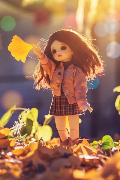 Latest Doll Dp Images photo for download
