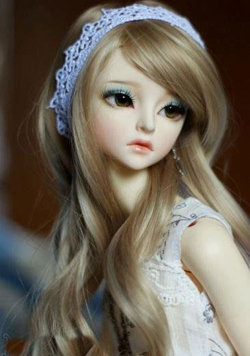 Latest Doll Dp Images photo pics