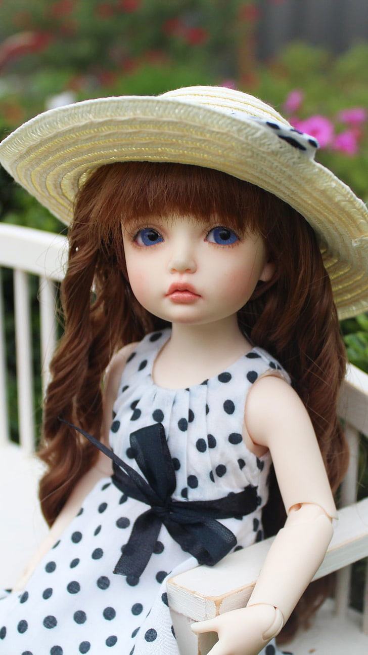 Latest Doll Dp Images pictures free hd