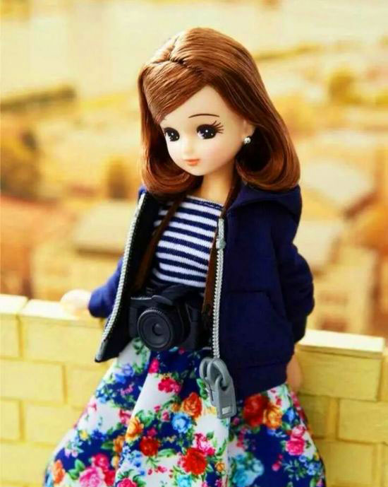 Nice Doll Dp Images free hd