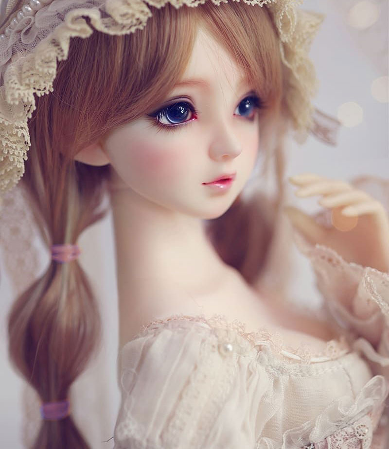 Nice Doll Dp Images photo pics download
