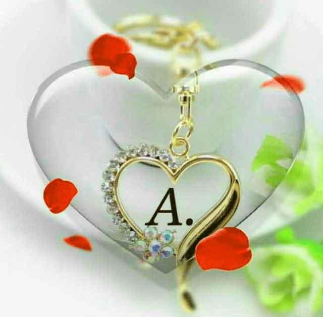 a latter Whatsapp Dp Profile Images pics photo hd