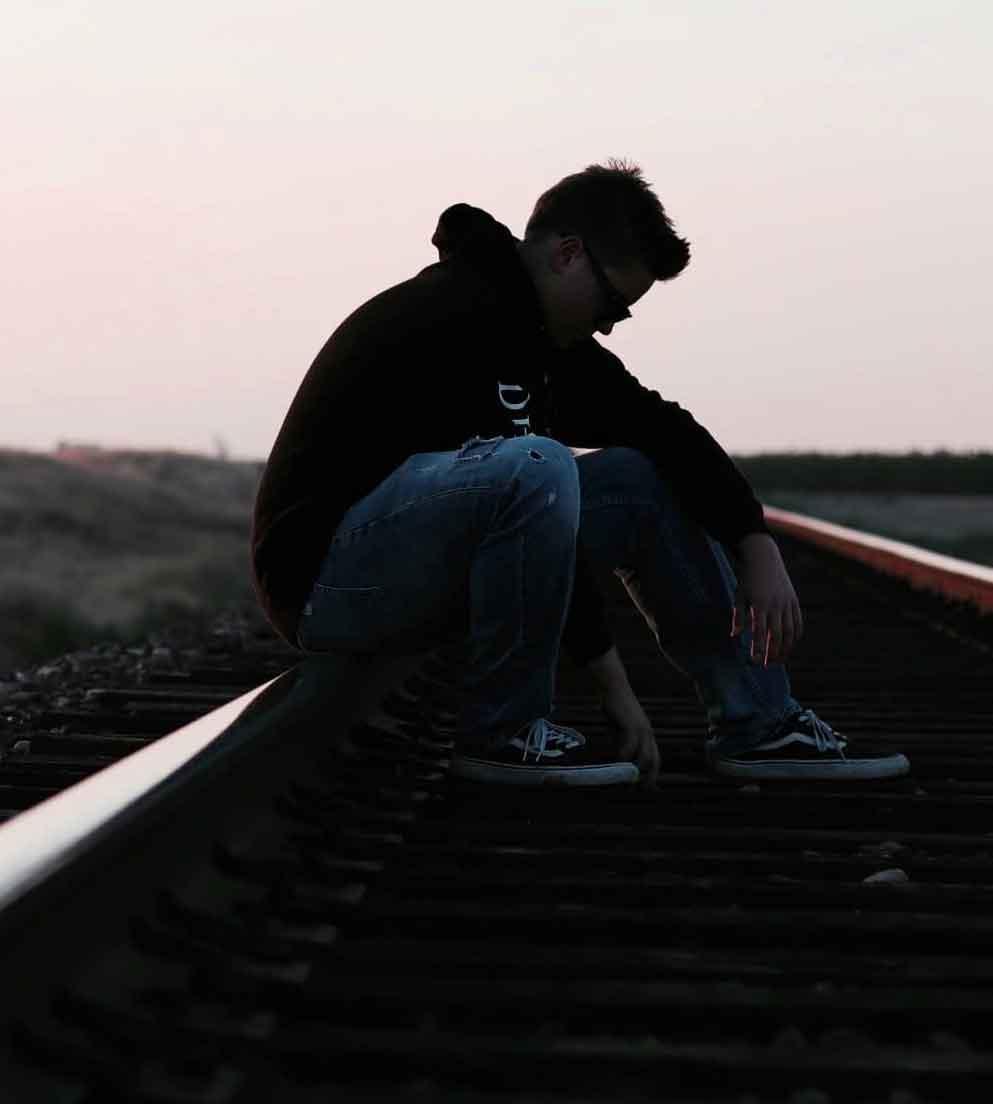 alone Sad Boy whatsapp dp images hd