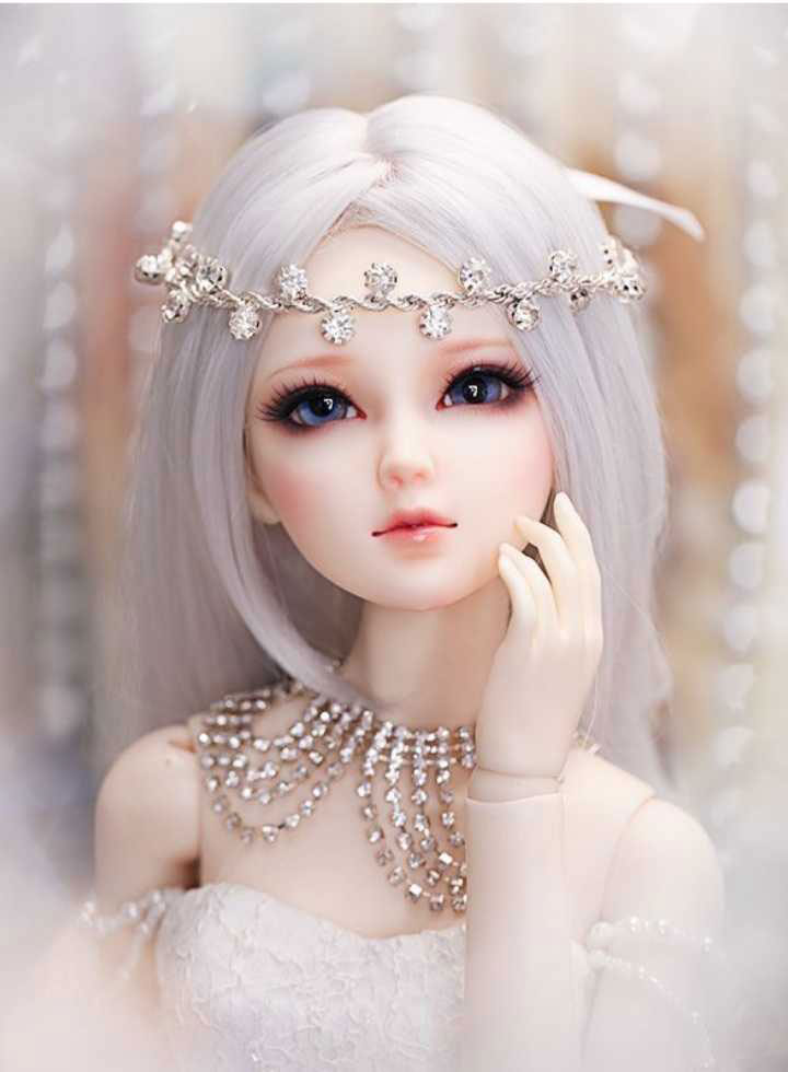 free Beautiful Doll Dp Images