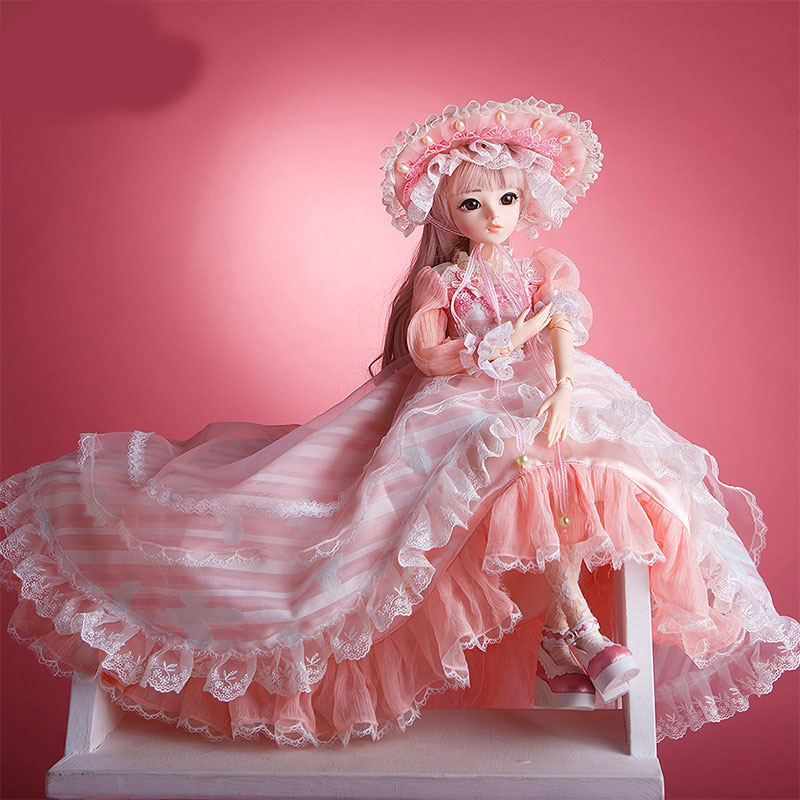 free Nice Doll Dp Images