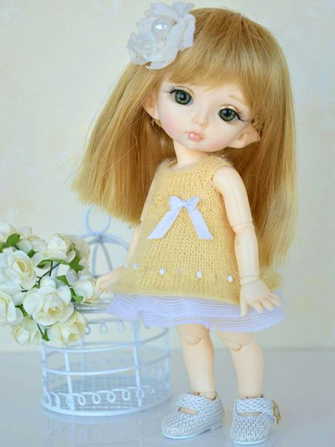 free hd Nice Doll Dp Images