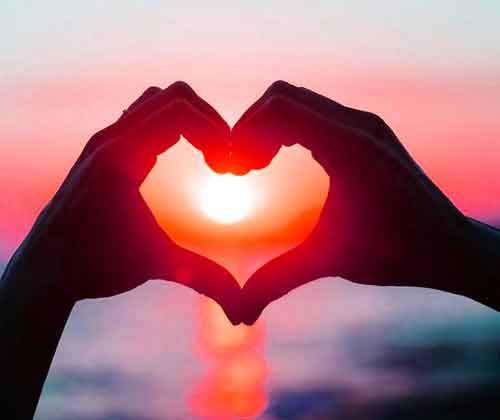new heart Whatsapp Dp Images