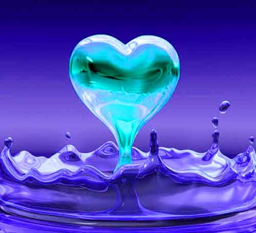nice heart Whatsapp Dp Images