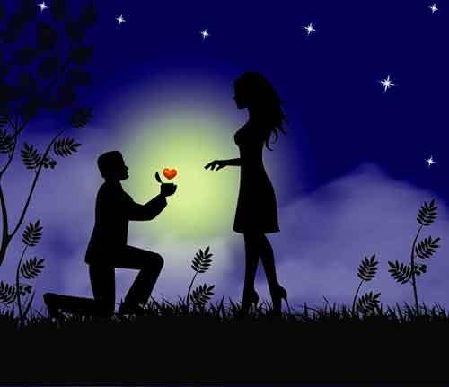 romantic couple Whatsapp Dp Images