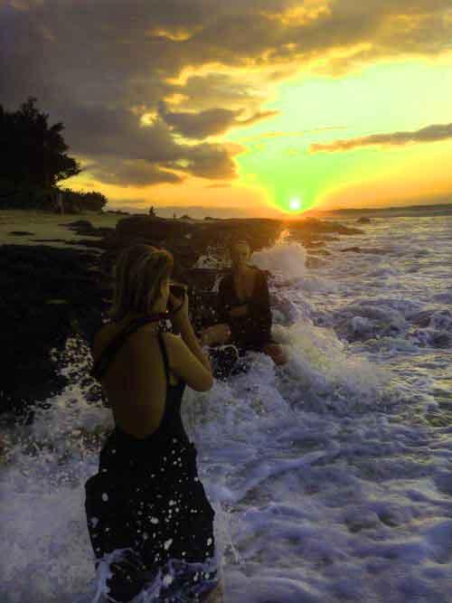 sunset Whatsapp Dp Images