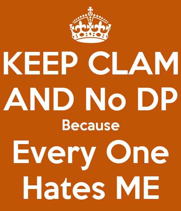 best Keep clam Whatsapp Profile photo hd free download